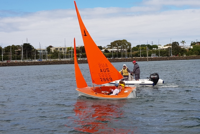 Sailability Report – 2019 September