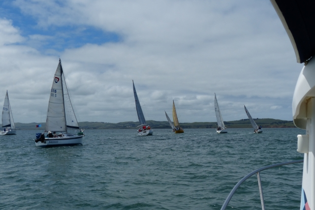 Forthcoming Keelboat Racing Information