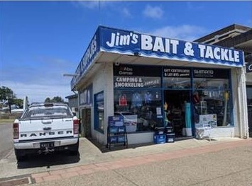 Jim's Bait and Tackle Fishing Report: 01/02/2021